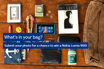 Win one of five Nokia Lumia 900 units being awarded as the Grand Prize from the manufacturer