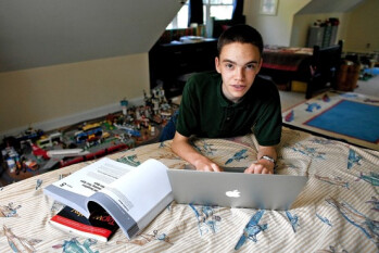 13 year old Paul Dunahoo has 6 apps in the App Store