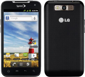 PC Magazine used a specially equipped LG Viper to test Sprint's 4G LTE network