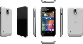 ZTE Grand X LTE unveiled: Snapdragon S4 on board