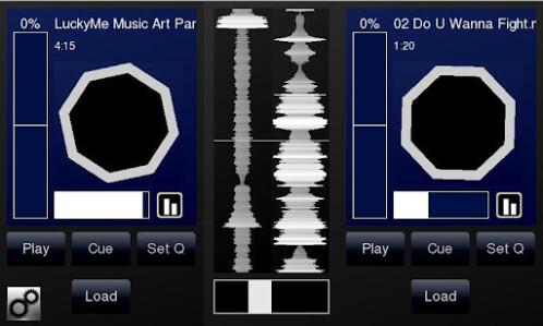 DJPad Audio
