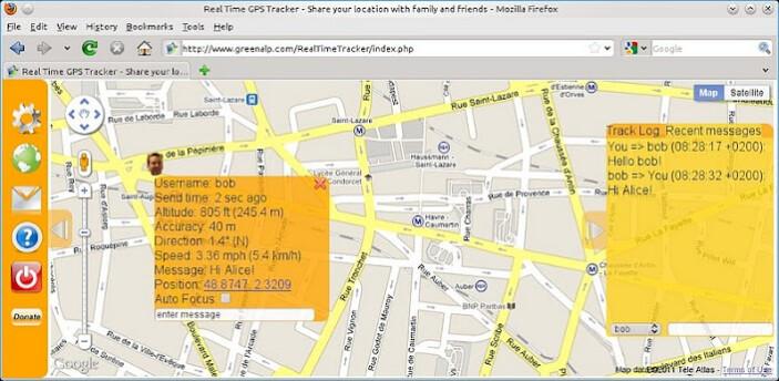 Live gps tracker скачать