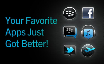 The last Facebook for BlackBerry update added BBM integration to the social networking site