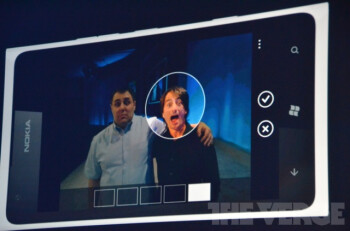Windows Phone 8 gets Panorama, Burst Shot, Smart Group Shot modes