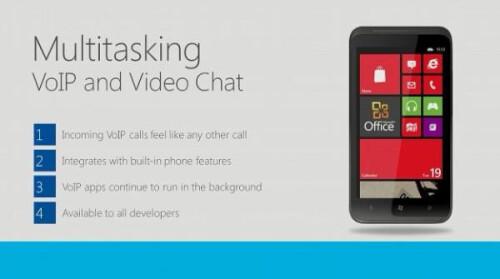 Deep Skype integration