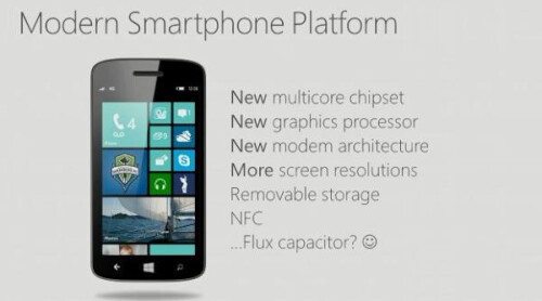 Existing devices won't get Windows Phone 8 :(