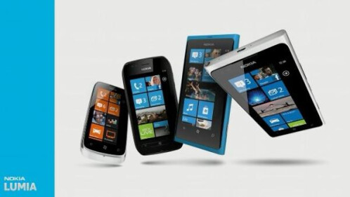 Nokia, Samsung, HTC and Huawei will first ship Windows Phone 8 devices