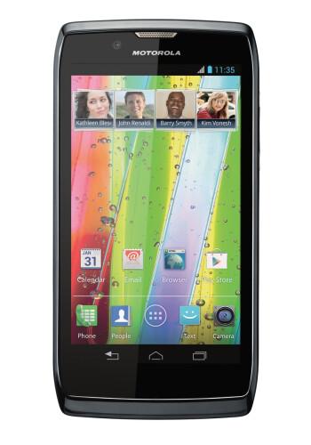 Motorola RAZR V is announced for South Asian markets
