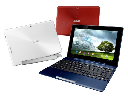 The ASUS Transformer Pad 300 - ASUS Transformer Pad 300 gets updated again; firmware update focuses on the camera