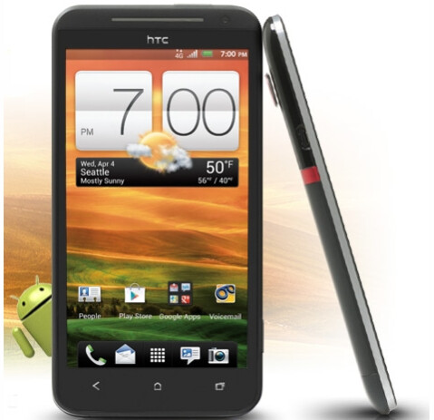 The HTC EVO 4G LTE - Google says software to blame for lack of Google Wallet on HTC EVO 4G LTE