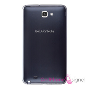 Images allegedly of the T-Mobile branded the Samsung GALAXY Note