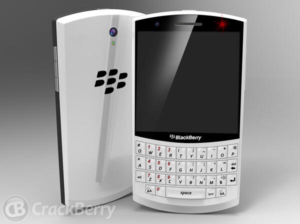 Concept design for BlackBerry 10 model shows Bold-esque ...
