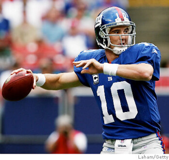 Can Eli Manning and the N.Y. Giants repeat?