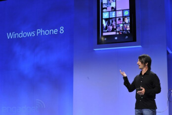 Windows Phone 8 getting introduced