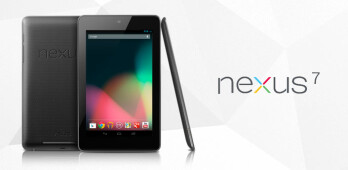 Nexus 7 tablet photo found on Google Play site