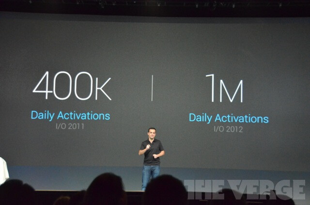 Android 4.1 Jelly Bean is announced, waves goodbye to lag