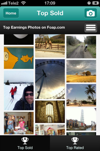 Make money from your stunning iPhone photos with Foap