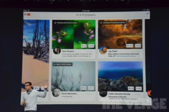 Google Plus gets a native Android tablet application, iPad app coming soon