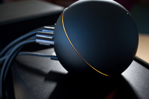 Google outs Nexus Q - a gleaming ball for streaming media around your house