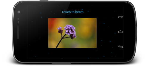 Android Beam comes to NFC Jelly Bean phones