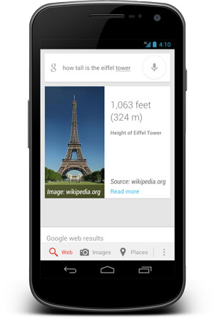 Search gets a complete overhaul