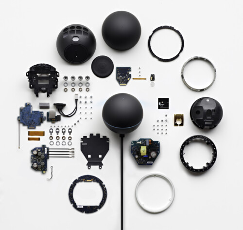 Nexus Q torn down