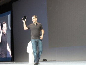 Hugo Barra introduces the Google Nexus 7