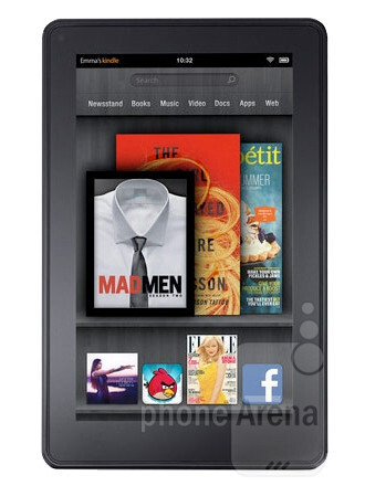 Amazon Kindle Fire - Can the Nexus 7 take down the Kindle Fire?