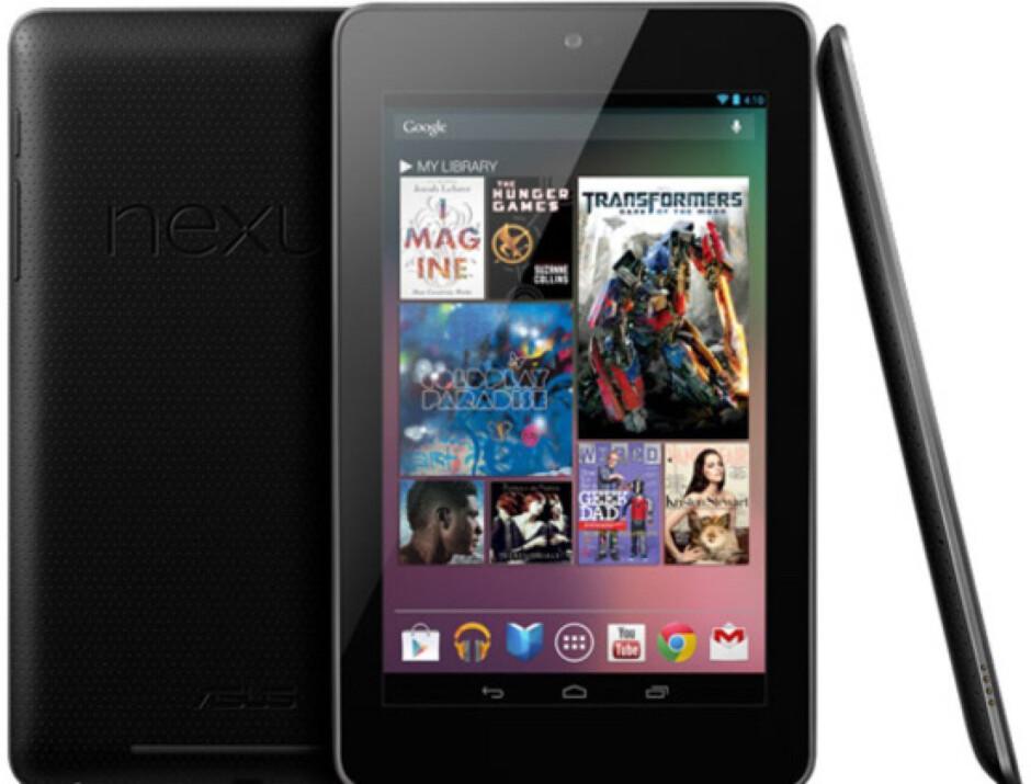 The Google Nexus 7 - Game Stop taking pre-orders for Google Nexus 7