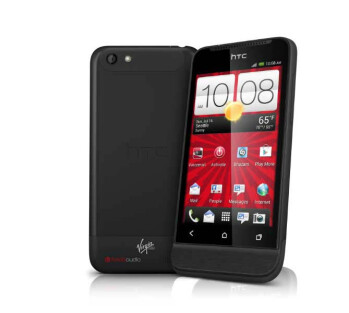 The HTC One V