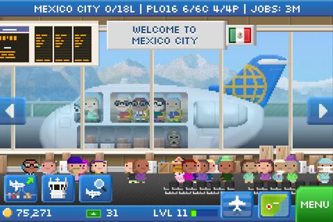Pocket Planes - Free