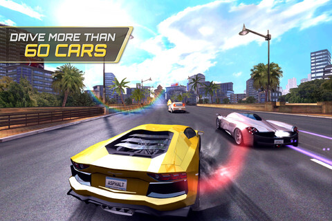 Asphalt 7: Heat - iPhone, iPad - $0.99