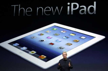 Apple now has the rights to the iPad name in China