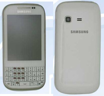The low-priced Samsung GT-B5330