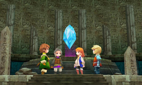 Final Fantasy III is now on Google Play