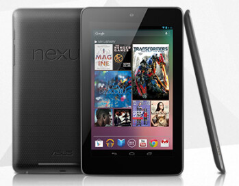 The Google Nexus 7 will be available from some Australian retailers