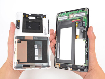 iFixit cracks the Google Nexus 7 open, gives it an excellent repairability score