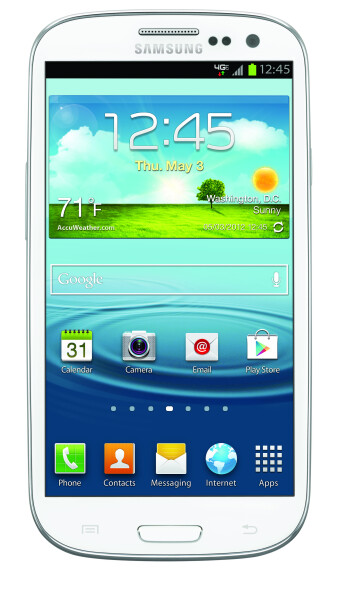 Samsung Galaxy S III to officially debut on Verizon July 10