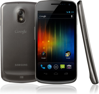 The Samsung GALAXY Nexus