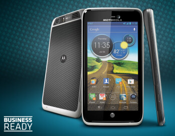 The Motorola ATRIX HD is now on Moto's website