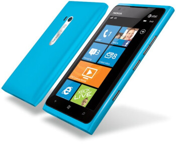 The flagship Nokia Lumia 900