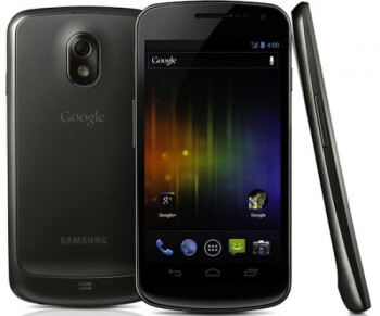 The GSM version of the Samsung GALAXY Nexus