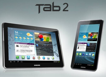 Both Samsung Galaxy Tab 2 tablets now available in Canada