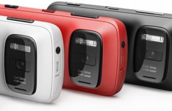 The Nokia 808 PureView camera