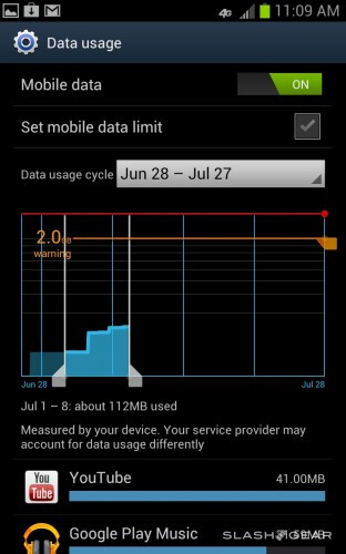 Shape Match (L) and a reworked Data Usage tool are part of the update