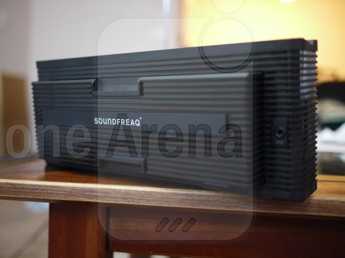 Soundfreaq Sound Kick hands-on