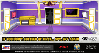 Spy vs. Spy coming to iOS this summer