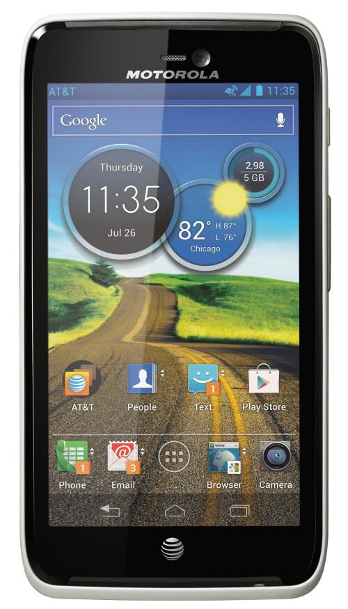 Motorola ATRIX HD for AT&T