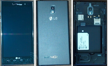 The LG VS930
