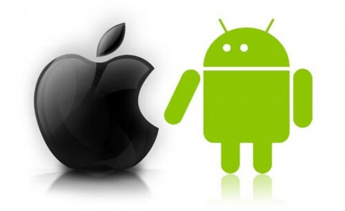 It's still a duopoly in the smartphone world